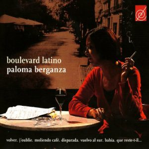 Boulevard latino, Paloma Berganza